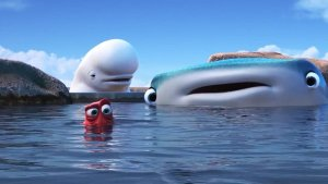 Finding_Dory_Hank_Bailey_and_Destiny