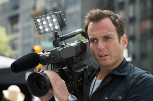 Will Arnett plays Vern Fenwick in TEENAGE MUTANT NINJA TURTLES, from Paramount Pictures and Nickelodeon Movies.