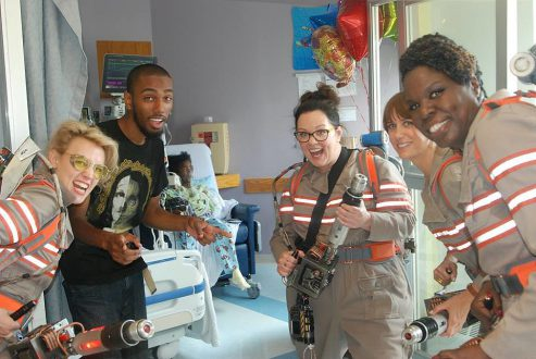 Female-Ghostbusters-Hospital-Visit-August-2015