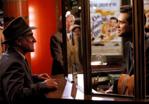 Majestic (Left-Right) Jeffrey DeMunn and Jim Carrey © Warner Brothers International TV