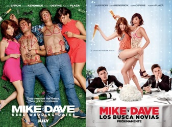 Image result for Mike & Dave Need Wedding Dates