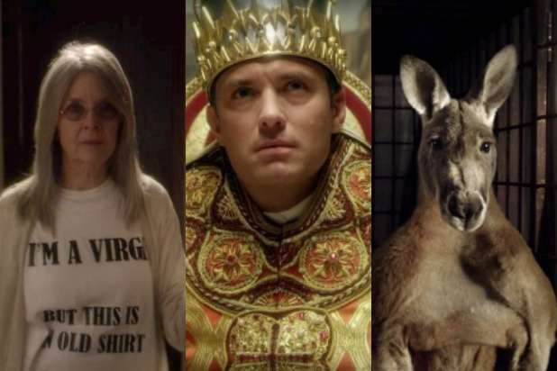 the young pope hbo characters ranked jude law sister mary kangaroo lenny tv review i have no idea what to make of the young pope yet we