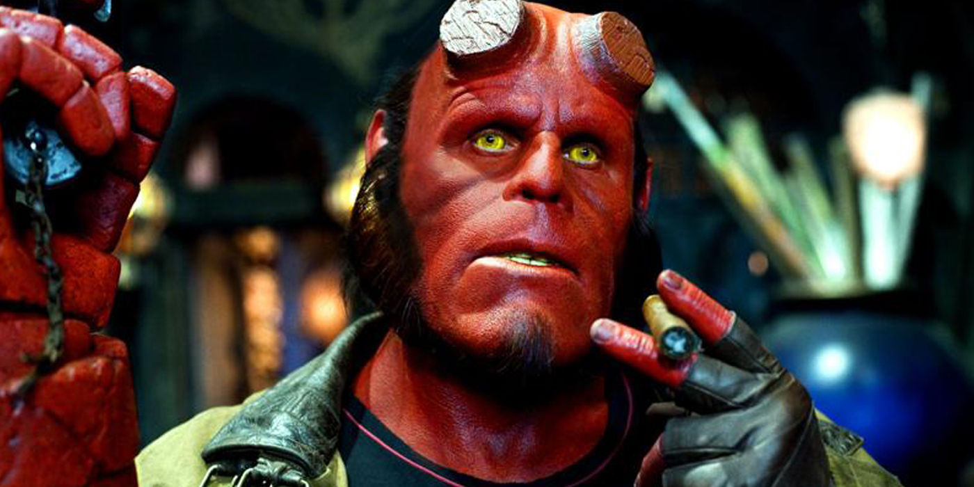 How Ron Perlman Became Hellboy – We Minored in Film