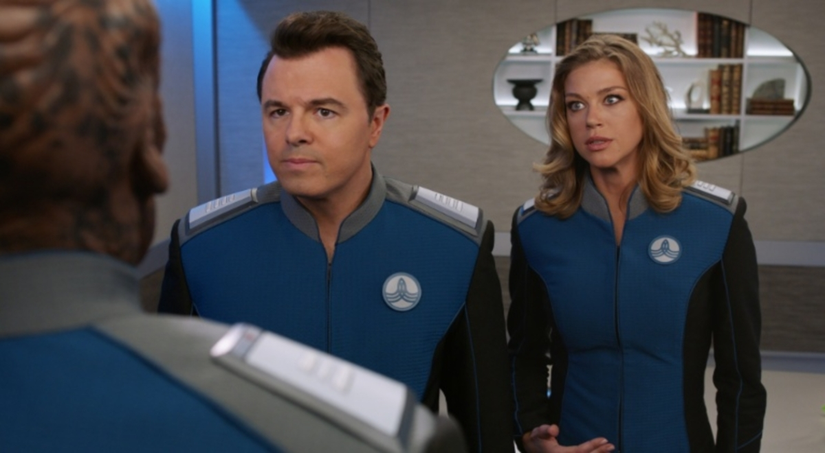 "Was ""About a Girl"" Orville's Best Episode? No, Worst Episode! No, I, Um, Don't Know"