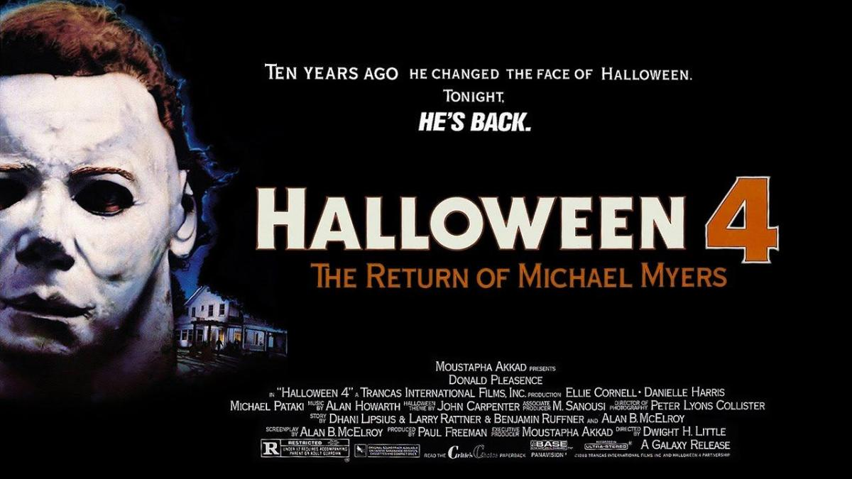 9 Things You May Not Know About Halloween 4: The Return of Michael ...