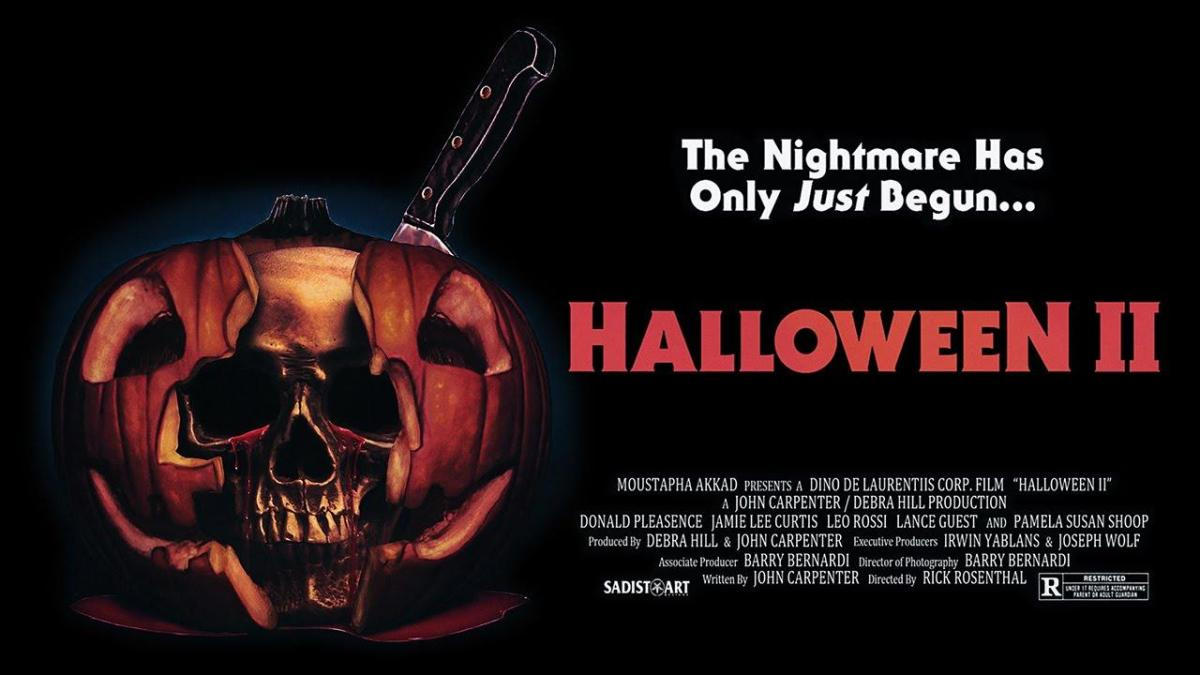 9 things you may not know about halloween ii (1981) – we minored in film