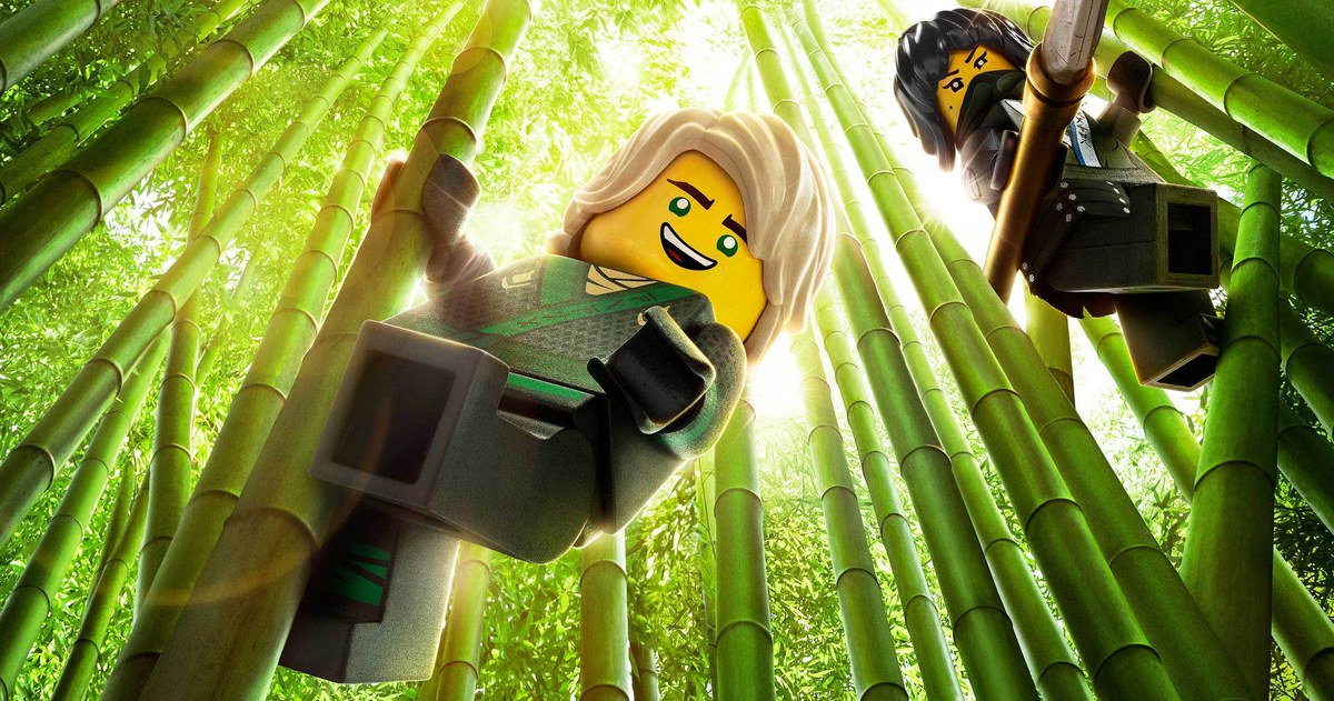 The LEGO Ninjago Movie Is the Latest In What Has Been a Quietly ...
