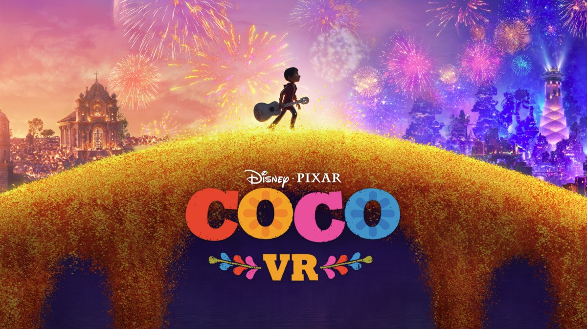 Guardians Of The Galaxy Movie Poster Coco VR & The Grad...