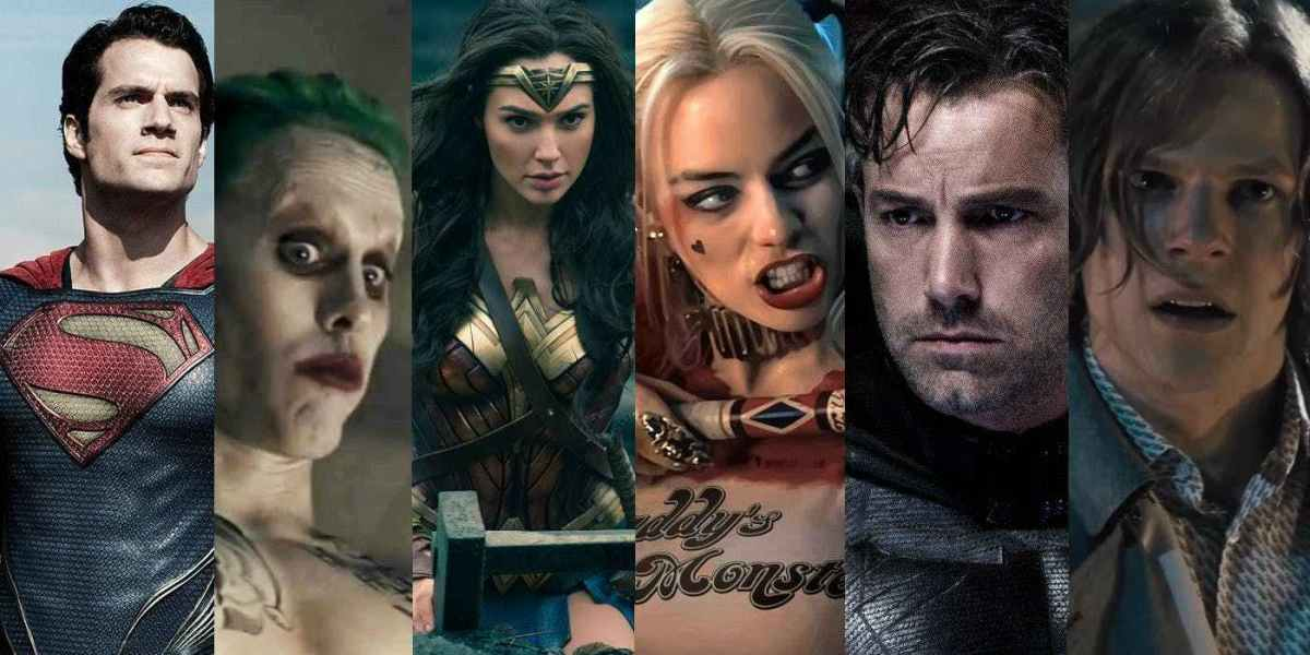 Taking Stock of the DCEU: Let's Call the Whole Thing Off?