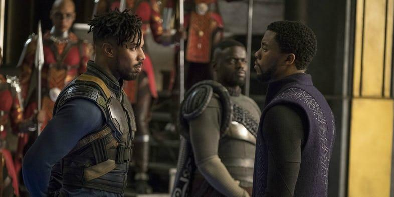Let S Talk About Black Panther S Ending Why It Is Such A Powerful Bit Of Superhero Mythmaking We Minored In Film
