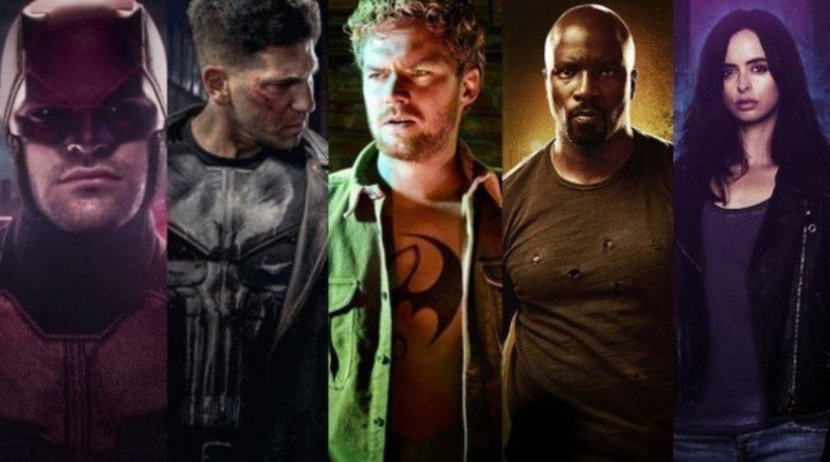 In Memoriam: Netflix's Marvel Universe