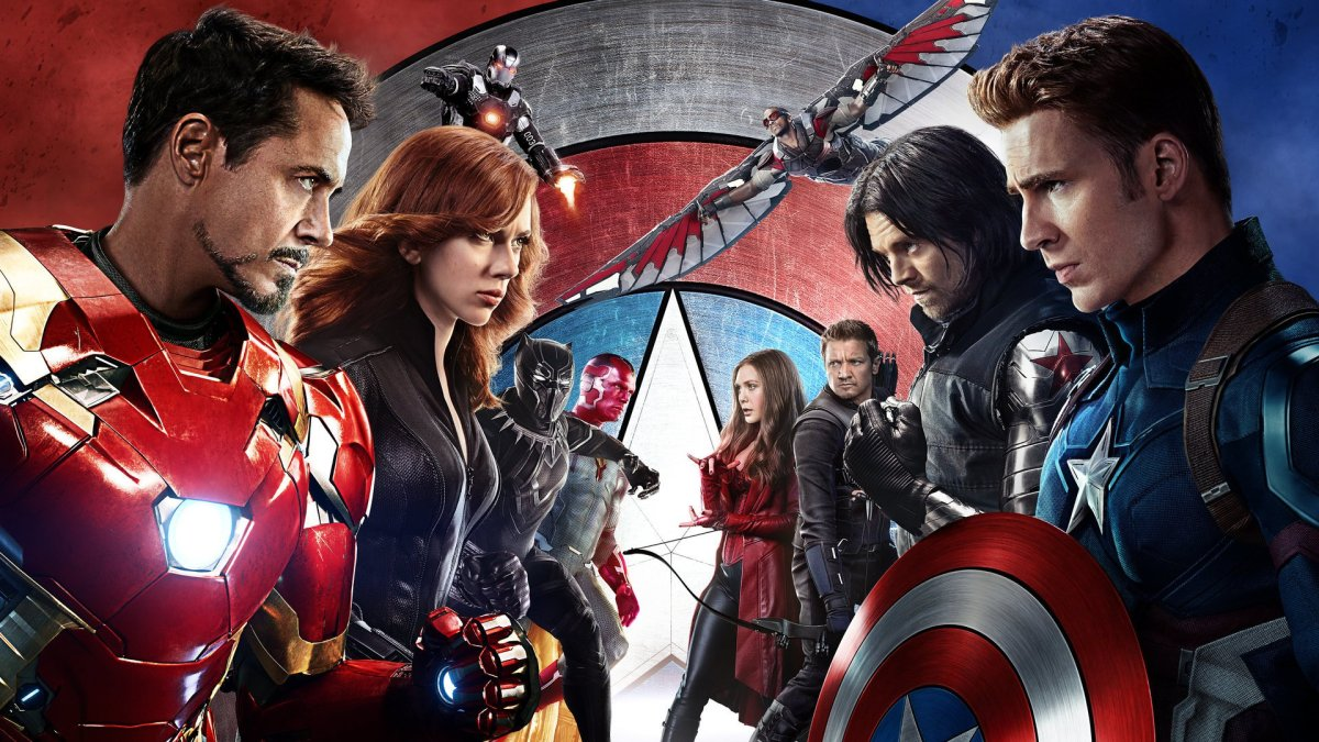 Marvel Rewatch, Phase Two: Captain America Civil War