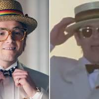 Why Did Rocketman Go Full Forrest Gump With Its Ending?